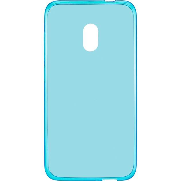 Alcatel GS5044 для 5044D U5 защитный, силикон, Синий