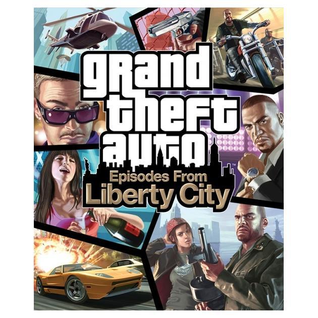 все цены на Видеоигра Софтклаб Grand Theft Auto: Episodes from Liberty City онлайн
