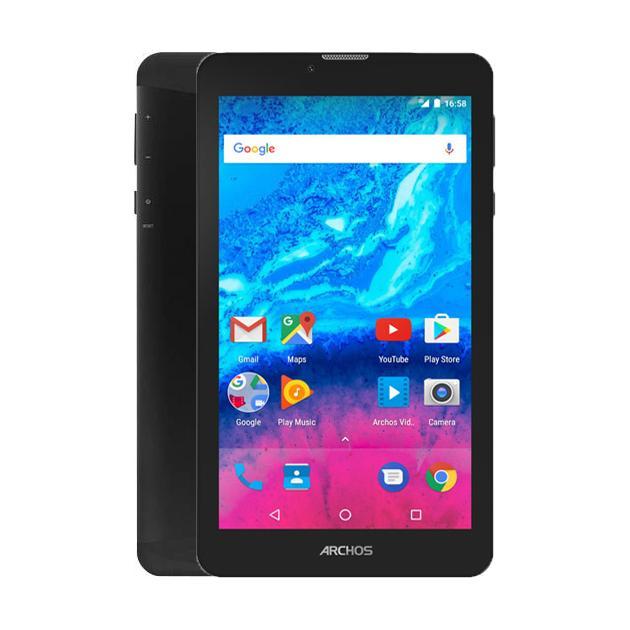 все цены на  Планшет Archos Core 70 Wi-Fi и 3G/ LTE, Черный, 8Гб  онлайн