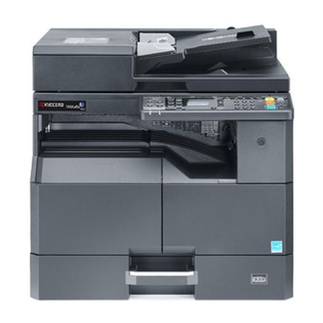 МФУ Kyocera TASKalfa 1800 Лазерный \ светодиодный, Черный, Черно-белая, А3