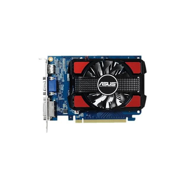 Asus GeForce GT 730 Series GT-700-PCI-E 16x 2.0, 4096Мб, DDR3