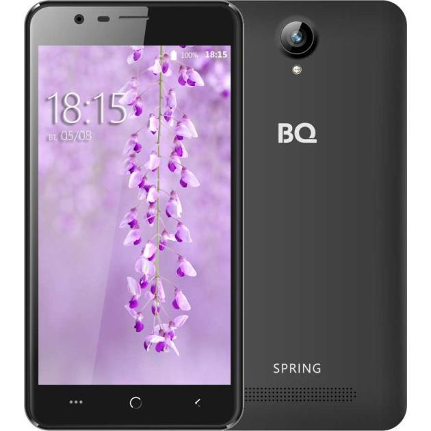 BQ Mobile BQ-5590 Spring Черный