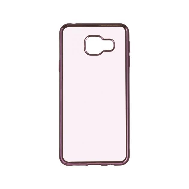 Red Line iBox Blaze для Samsung Galaxy A3 2017 розовая рамка