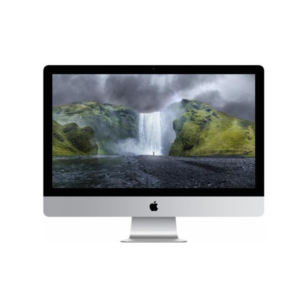 Apple iMac Retina 5K Серебристый, 8Гб, 2000Гб, Intel Core i5