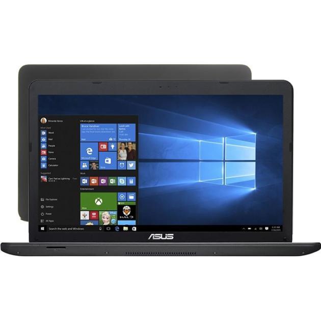 "Asus X751SA-TY165T 17.3"", Intel Pentium, 1600МГц, 4Гб RAM, 500Гб, HD Graphics 405, Черный, Windows 10"