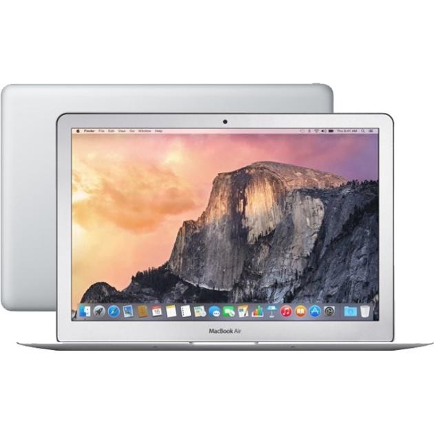 Ноутбук Apple MacBook Air 13 Early 2016 Intel Core i7 2200 MHz/13.3/1440x900/8Gb/512Gb SSD/DVD нет/Intel HD Graphics 6000/Wi-Fi/Bluetooth/MacOS X macbook air 13 core i5 1 7128gb купить недорого