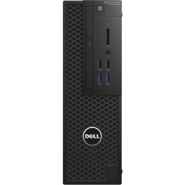 Системный блок Dell Precision T3420 MT 3000МГц, Intel Xeon, 256Гб