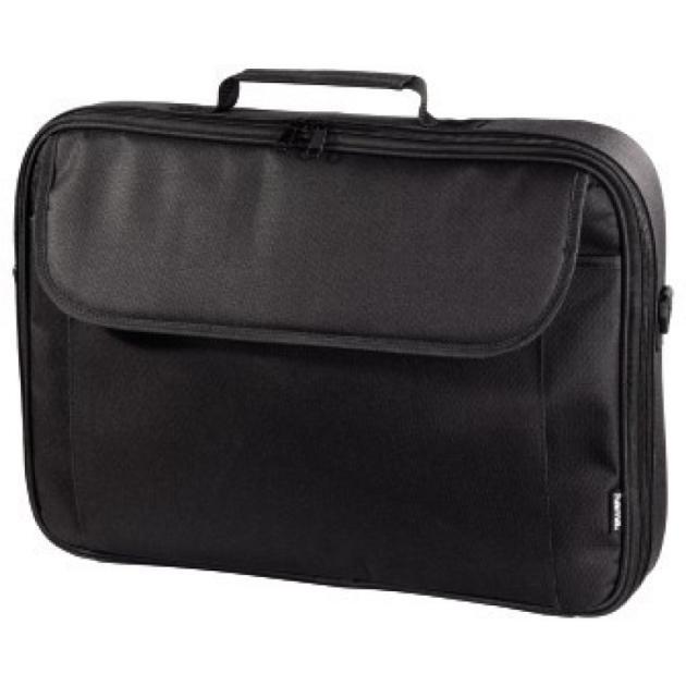 Сумка для ноутбука HAMA H-101086 Sportsline Montego 15.6, Черный, Синтетический
