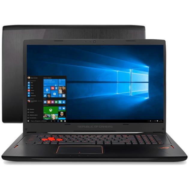 Ноутбук Asus Rog GL702VM-GGC271 ноутбук asus k751sj ty020d 90nb07s1 m00320