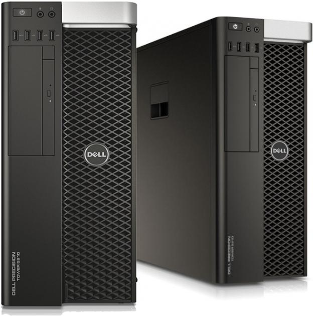 Системный блок Dell Precision T5810-0248 3500МГц, 16Гб, Intel Xeon, 1000Гб, Windows 7 Pro+W10Pro