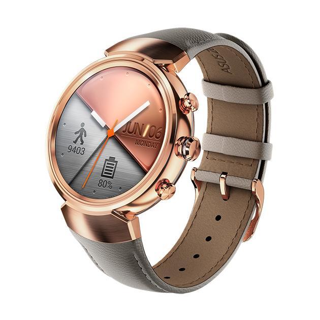 Умный часы и браслет Asus ZenWatch 3 Розовый, Часы