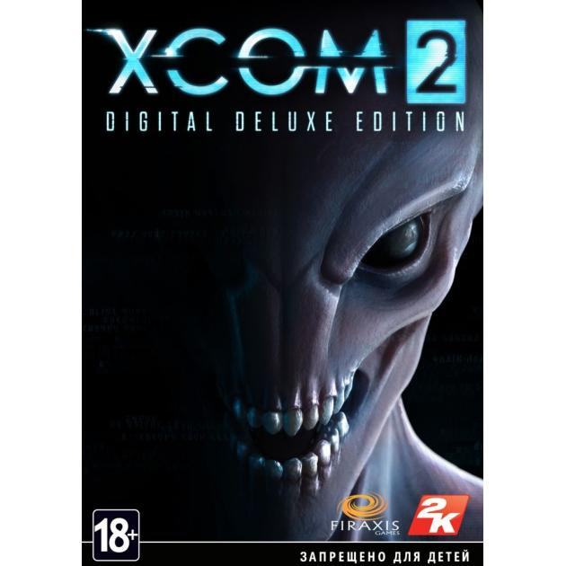 Видеоигра Софтклаб XCOM 2 Digital Deluxe Edition видеоигра для ps4 медиа talos principle deluxe edition