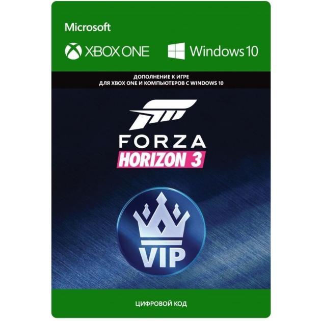 Видеоигра Microsoft Forza Horizon 3 VIP медиа forza horizon