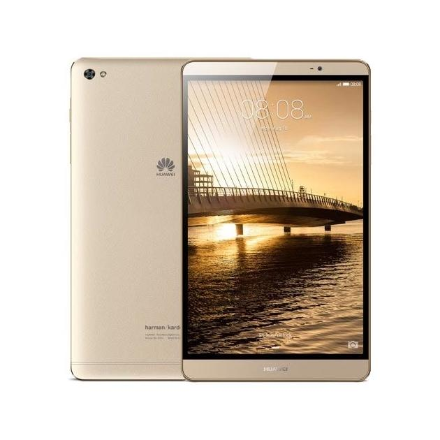 "Huawei MediaPad M2 8"" Золотой, 32Гб"