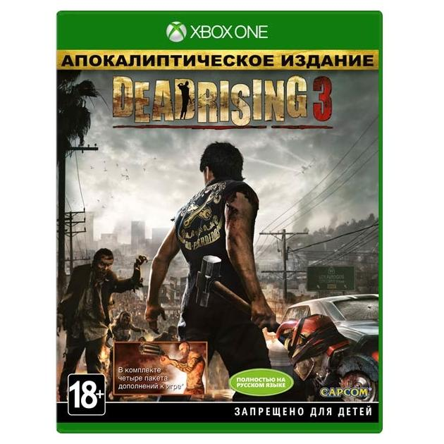 все цены на  Видеоигра Microsoft Dead Rising 3 Apocalypse Edition  онлайн