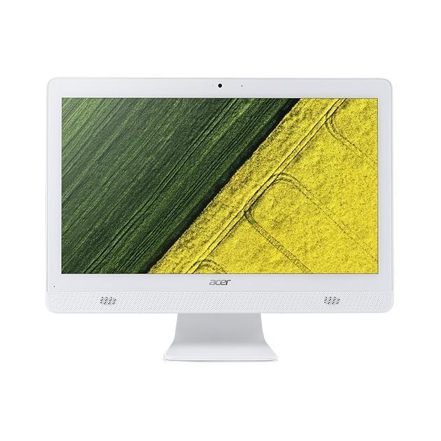 Моноблок Acer Aspire C20-720 Windows, Intel Celeron, Белый моноблоки acer aspire c20 720 черный