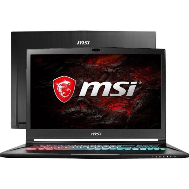 Ноутбук MSI GS73VR 7RF-280RU Stealth Pro msi gs63vr 7rf 410ru stealth pro black