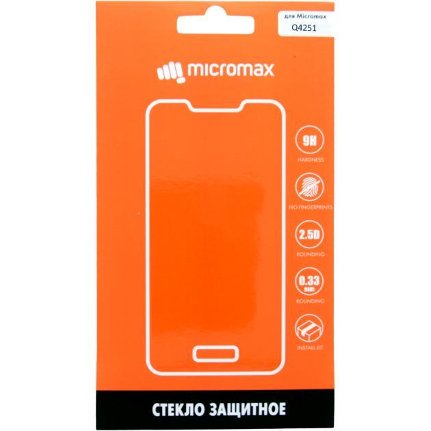 Защитное стекло Micromax для Micromax Q4251 Противоударная 4660042750309