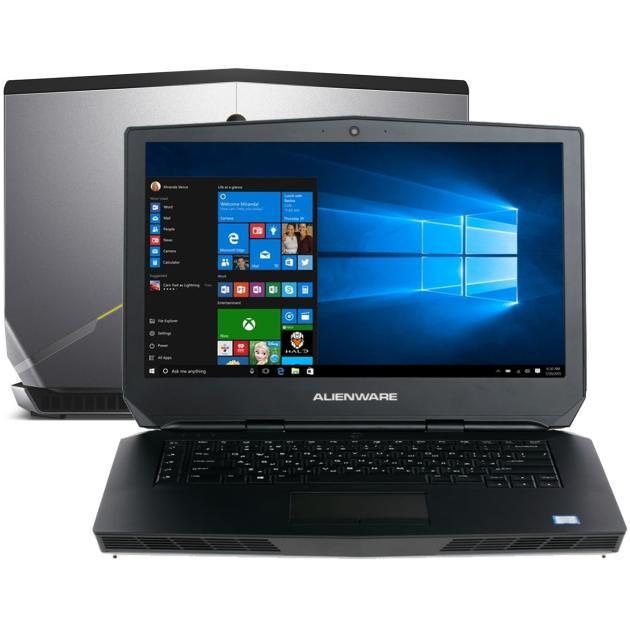 Ноутбук Dell Alienware 15 R3 15.6, Intel Core i7, 2800МГц, 16Гб RAM, 1256Гб, Серебристый, GeForce GTX 1060 6Gb, Windows 10 Домашняя ноутбук dell alienware 15 r3 2800 мгц 16 гб 1024 гб