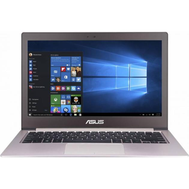 Ноутбук Asus Zenbook UX303UB-R4168T 13.3, Intel Core i5, 2300МГц, 4Гб RAM, DVD нет, 128Гб, Коричневый, Wi-Fi, Windows 10, Bluetooth asus asus zenbook ux303ub 13 3 4гб ssd wi fi bluetooth intel core i5