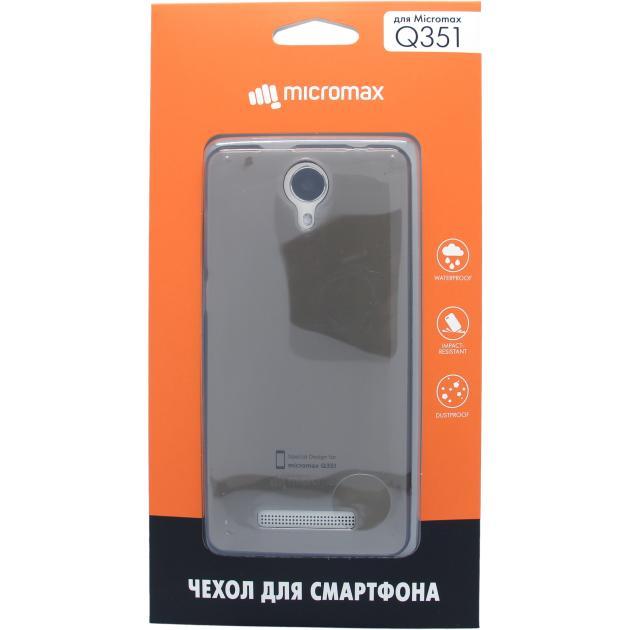 Чехол Micromax Q351 Серый
