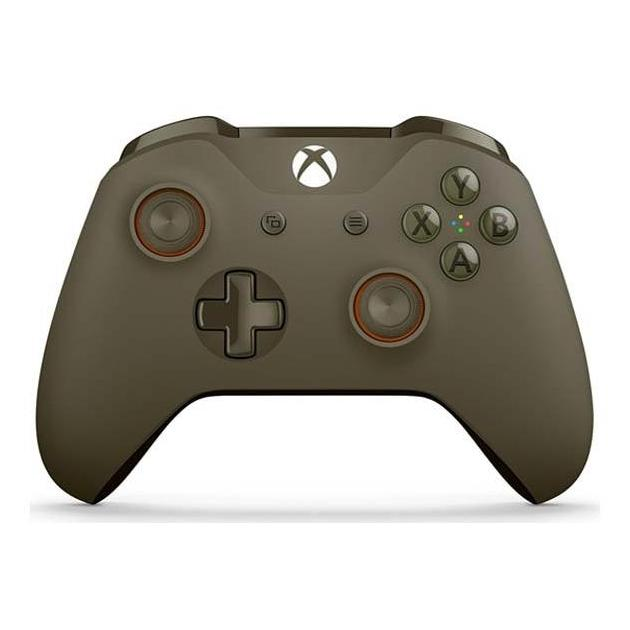 Microsoft Xbox One Wireless Controller Зеленый WL3-00036