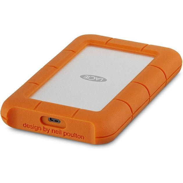 LaCie Rugged Mini STFR4000800 4 Тб, USB-C