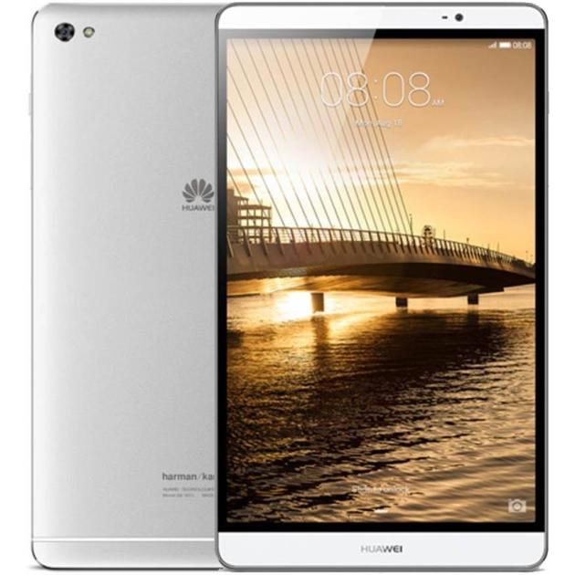 Планшет Huawei MediaPad M2 Серебристый, 16Гб планшет huawei mediapad m2 8 0 16gb lte