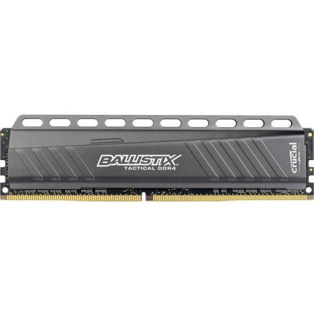 Crucial Ballistix Tactical BLT8G4D30AETA DDR4, 1, 8Гб, PC4-24000, 3000МГц, DIMM