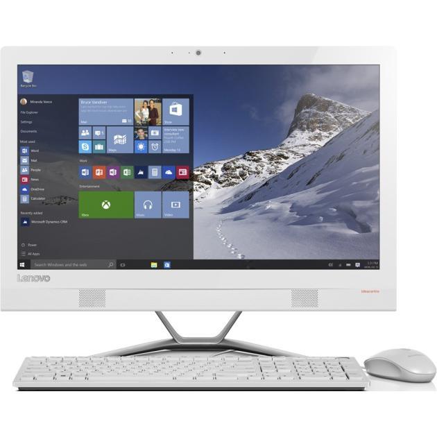 Lenovo IdeaCentre AIO 300-23ISU нет, Белый, 6Гб, 1000Гб, Windows, Intel Pentium