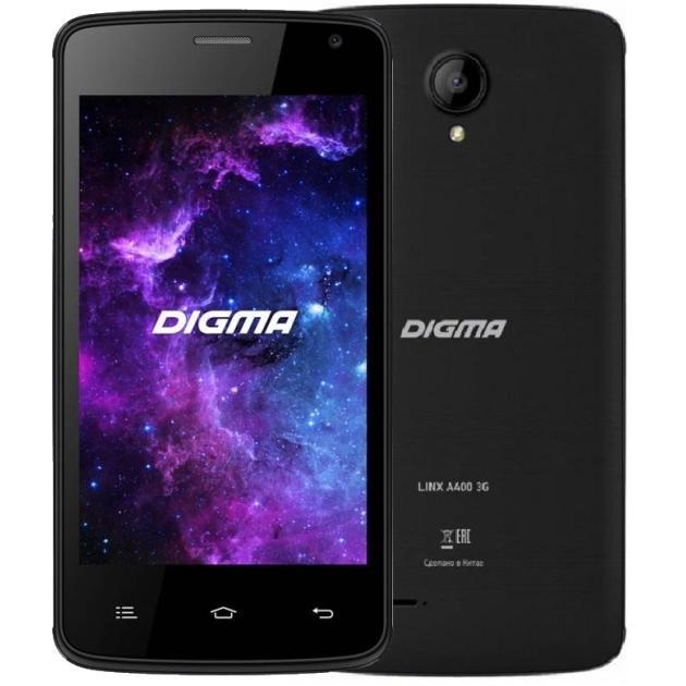 Смартфон Digma Linx A400 Не указан digma linx a420 3g 4гб белый dual sim 3g
