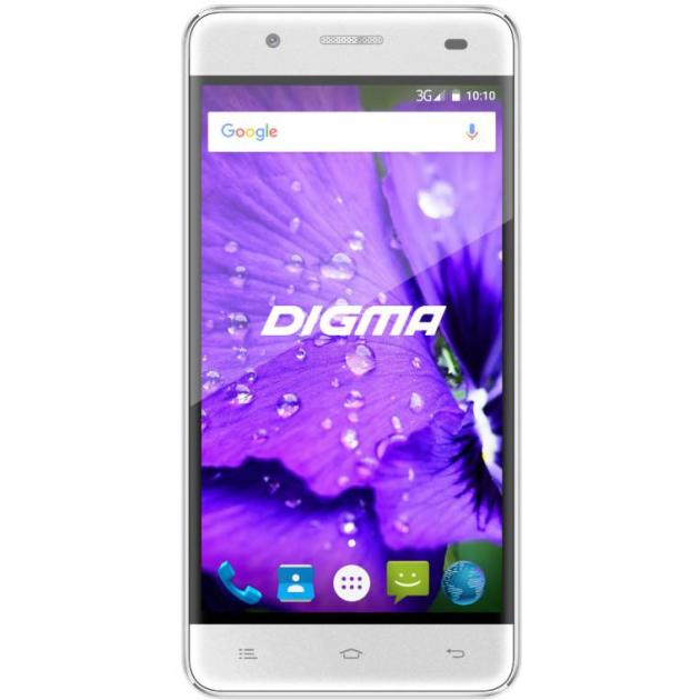 Смартфон Digma A450 3G LINX digma linx a420 3g 4гб белый dual sim 3g
