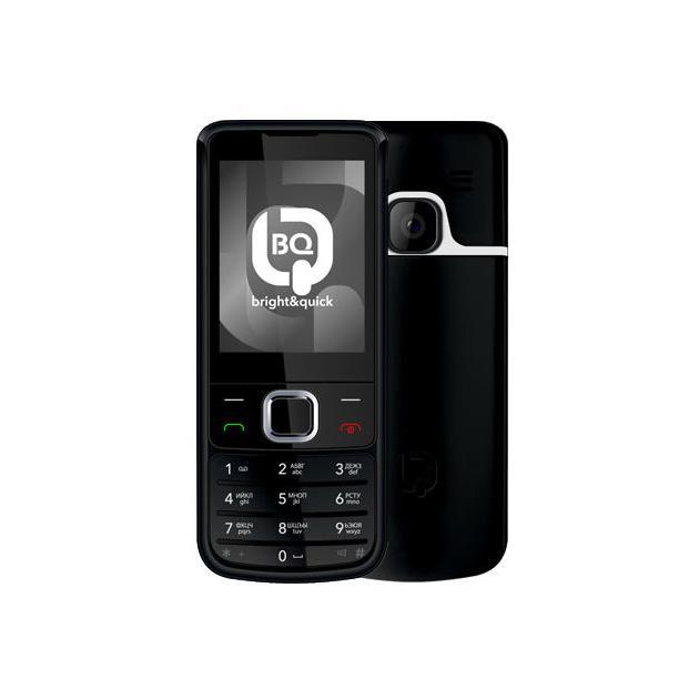 Мобильный телефон BQ-Mobile BQM-2267 Nokianvirta Черный bq bq bqm 2802 kyoto черный 0 032гб 2 sim