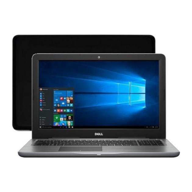 "Dell Inspiron 5565-3096 15.6"", AMD A9, 2400МГц, 8Гб RAM, 1000Гб, Черный, Windows 10 Домашняя"