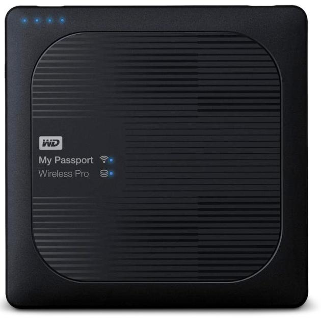 Western Digital My Passport Wireless Pro 2000Гб