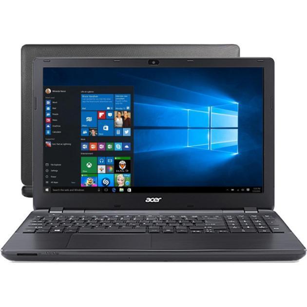"""Acer Extensa EX2519-C33F 15.6"""", Intel Celeron, 1600МГц, 4Гб RAM, 502Гб, Черный, Windows 10 Домашняя"""