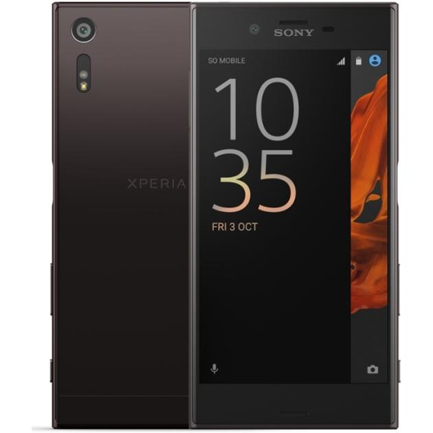 Смартфон Sony Xperia XZ 32Гб, Коричневый, 1 SIM смартфон sony xperia x compact white android 6 0 marshmallow msm8956 1800mhz 4 6 1280x720 3072mb 32gb 4g lte [f5321white]