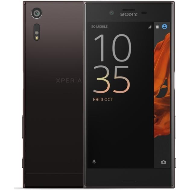 Смартфон Sony Xperia XZ 32Гб, Коричневый, 1 SIM смартфон sony xperia x 32гб черный 1 sim