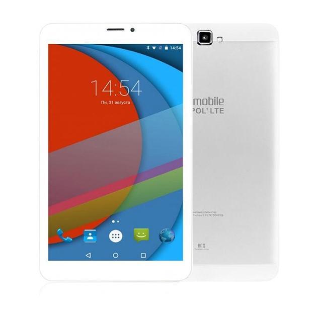 Планшет BB-mobile Techno 8.0 TOPOL' LTE TQ863Q Белый все для bb mobile