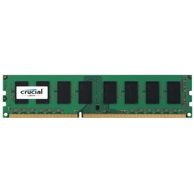 Crucial CT4G3ERSLS8160B DDR3L, 4Гб, PC3-12800, 1600, DIMM