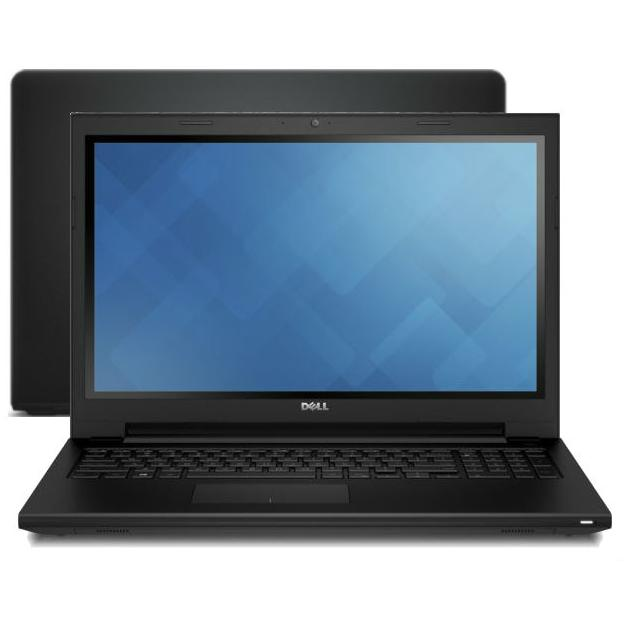 "Dell Inspiron 3552-0507 15.6"", Intel Celeron, 1600МГц, 4Гб RAM, DVD-RW, 512Гб, Черный, Wi-Fi, Linux, Bluetooth"