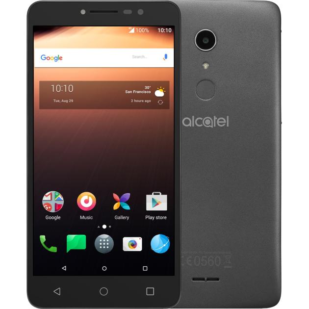 Alcatel A3 XL 9008D Серый