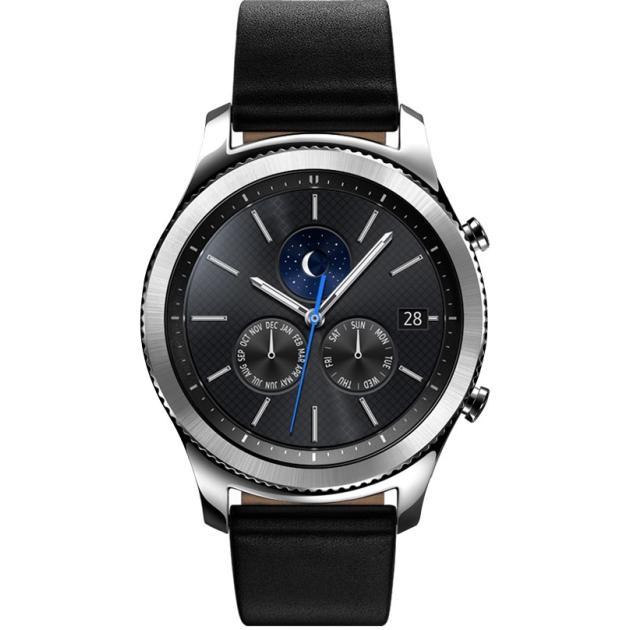 Умный часы и браслет Samsung Gear S3 Classic