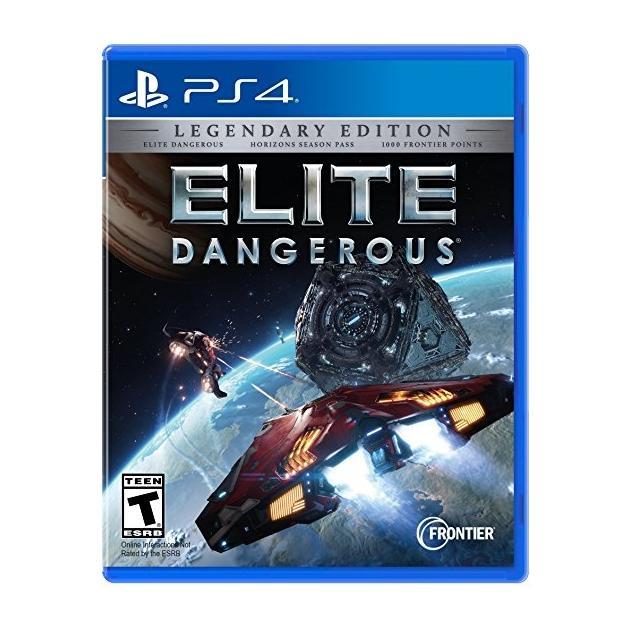 Видеоигра Frontier Elite Dangerous Legendary Edition saints row 4 super dangerous wad wad edition