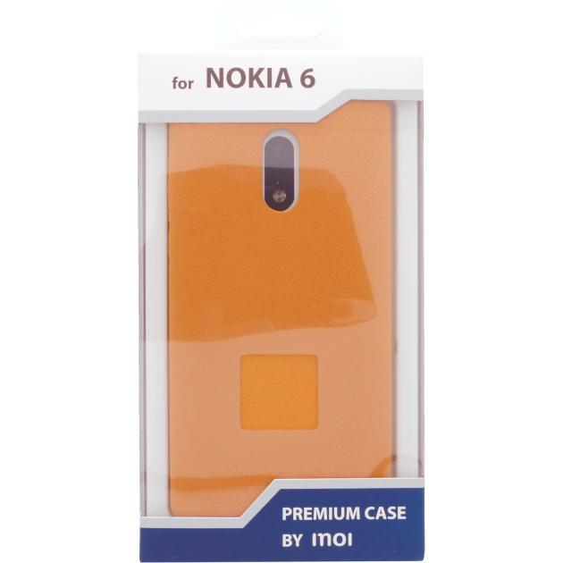 Inoi для Nokia 6 ультратонкий Коричневый