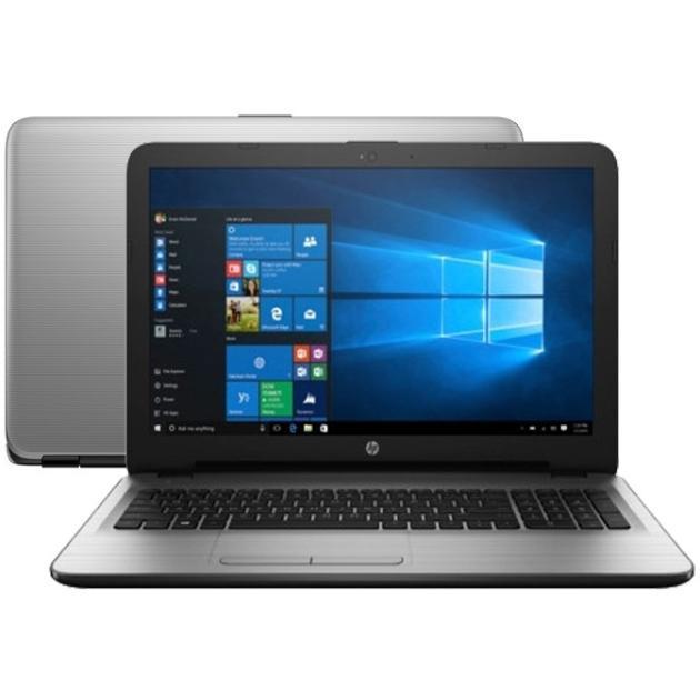 Ноутбук HP 250 G5 15.6, Intel Core i3, 2000МГц, 4Гб RAM, 256Гб, DVD-RW, Серый, Windows 10 Pro, Wi-Fi, Bluetooth