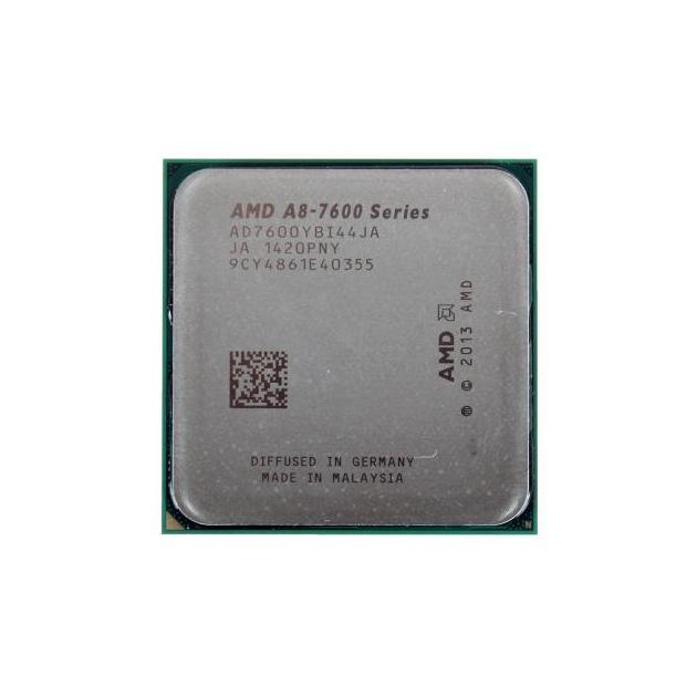 Процессор AMD A8 X4 7600 R7 3100, 4, OEM