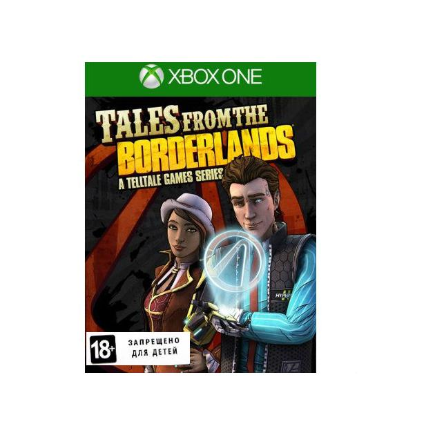 Видеоигра Софтклаб Tales from the Borderlands Xbox One,стандартное издание, Английский tales from the boom–boom room