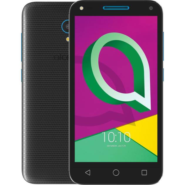Alcatel 4047D U5 8Гб, Синий, Dual SIM, 3G