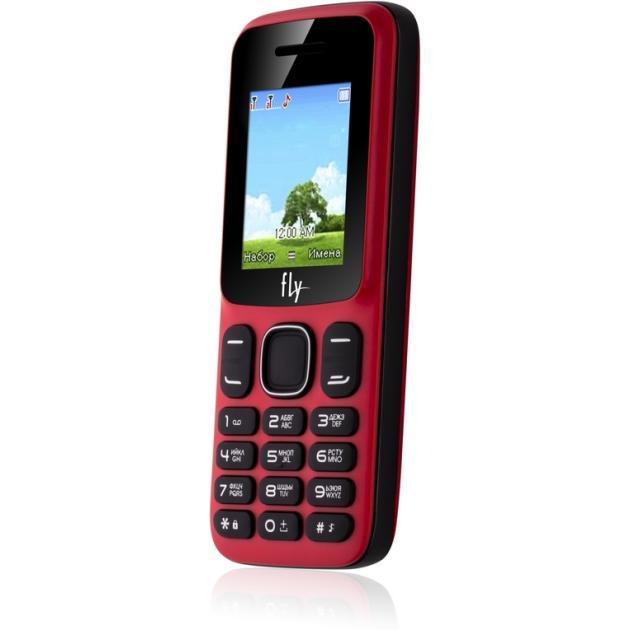 Мобильный телефон Fly FF181 Красный